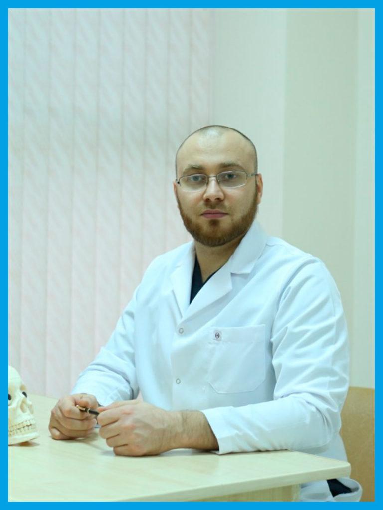 Ахмедов Малик Хабибулаевич