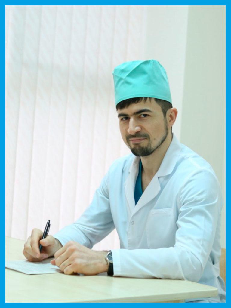 Алиев Рашид Шахбанович