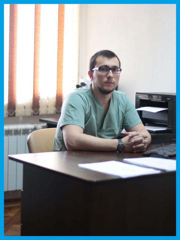 Мусаев Руслан Ахмедович